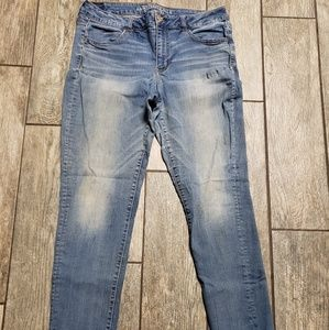 American eagle size 14